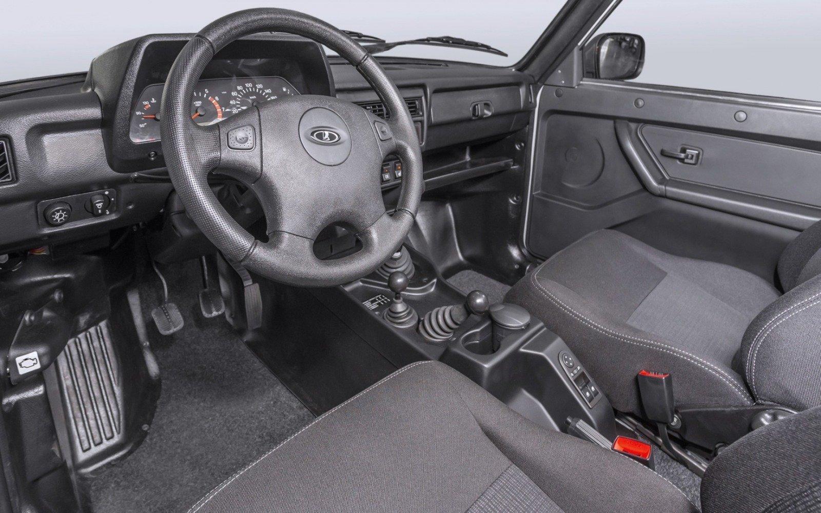 Lada 4x4 3dv. Urban