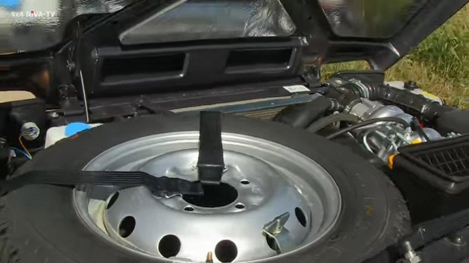 Lada NIVA 4x4 komfort
